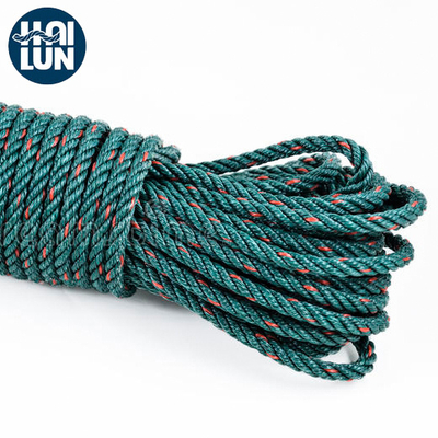 4 Strands Nylon Polyamide Marine Towing Rope for Mooring