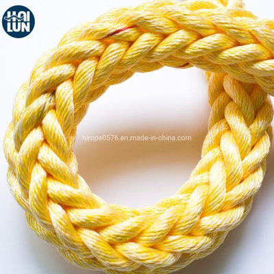 Mooring Rope 3/8/12 Strands Polypropylene Polyester Mixed Fiber Rope