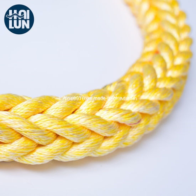 Wholesale Customized 3/8/12 Strands Polypropylene Polyester Mixed Fiber Rope