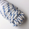 White&Blue 10mmx15m Heavy Duty Braided Polypropylene Rope PP Boat Rope Sailing Camping Clothes Line Securing Line