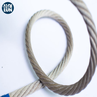 Combination PP Rope with Steel