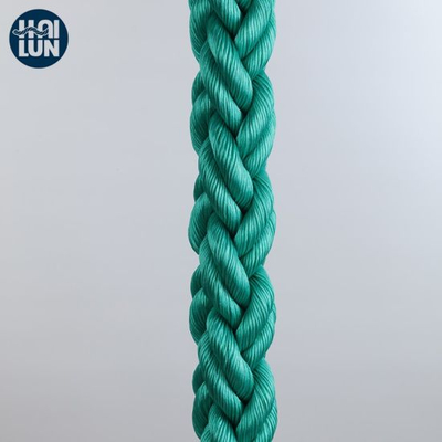 PE Rope 3/4 Strand Twisted Rope Mooring Rope