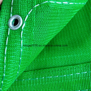 High Strength Safety Nets for Building Construction