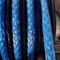12 Strand Braided Rope Synthetic UHMWPE/Hmpe Rope Winch Rope Towing Rope