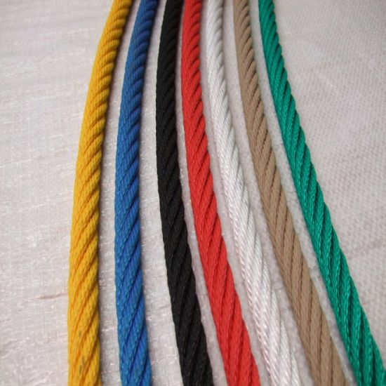 Impa High Quality 3 Strands PP Combination Rope