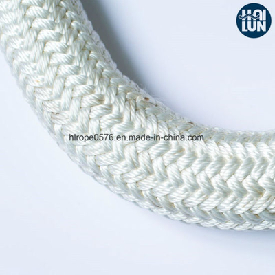 High Stregth Polyester Double Braided Mooring Rope