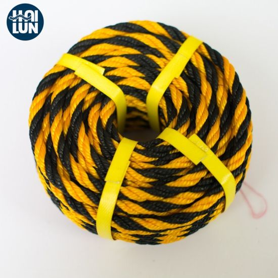 Good Strength PE Twist Rope Tiger Rope