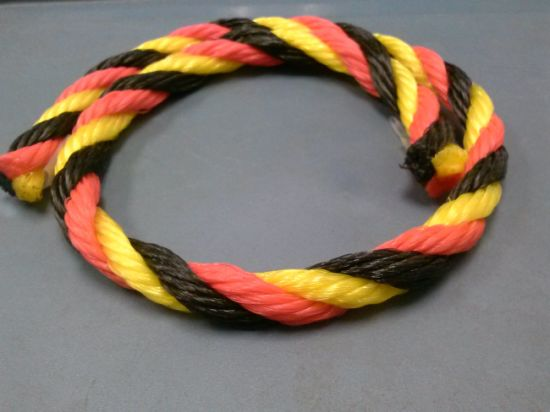 Nylon, PP, PE Ropes, 3 Strands Ropes, Smooth and Soft