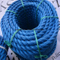 Good Quality 3strand Blue PP Rope for Fishing and Marine