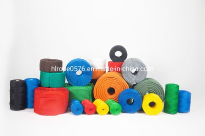 Super Strong 3 Strand PP/PE Rope for Shipping and Marine