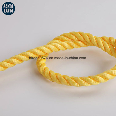 PP Danline Mooring Rope Twist Rope for Fishing and Mooring