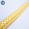 Impa 8/12 Strands Mixed Polyester Polypropylene Nylon Polyamide Marine Towing Rope for Mooring