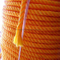 High Quality 3/4 Strand Polypropylene PP/PE Twist Danline Rope