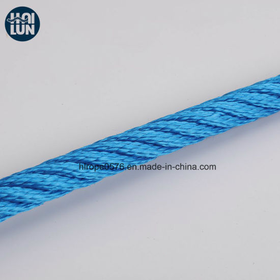 Hot Sell Polypropylene Rope Hawser Rope Boat Fishing Rope