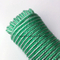 Green 4mmx20m High Strength Braided Polypropylene Rope Sailing Camping