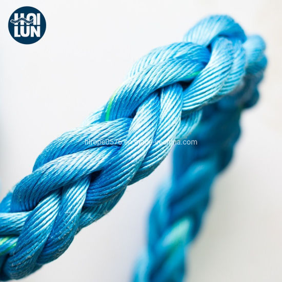 8 Strand PP Twisted Rope for Agricultural Rope/PP Rope