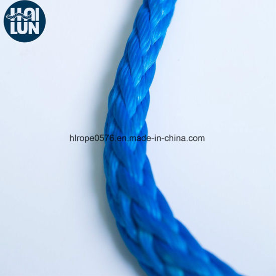 UV-Resistance Hmpe/Hmwpe Fishing Rope