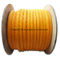 Yellow 12 Strand UHMWPE Rope with Splice Eyes Both Ends