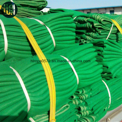 Green PE Plastic Buliding Shade Safety Net with UV Suppliers