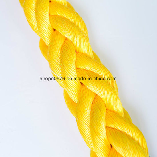Professional Factory Wholesale Polypropylene Rope for Mooring