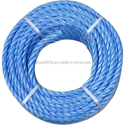 Polypropylene Rope Blue 8mm X 30m Marine Shipping Rope