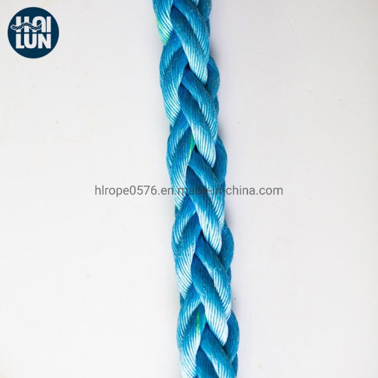 Hot Sell Polypropylene Monofilament Hawser Rope for Mooring
