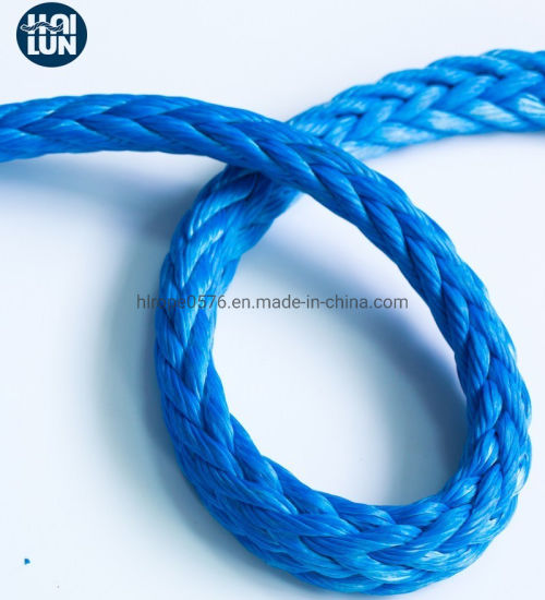 UHMWPE/Hmpe Rope Winch Rope Fishing Rope Marine Rope