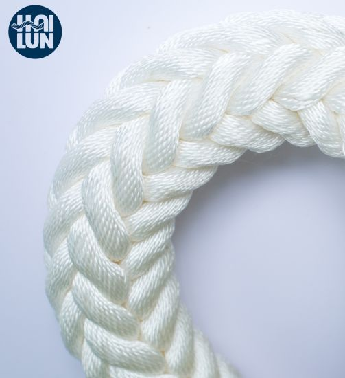 8/12 Strand High Quality PP Polypropylene Multifilament Rope for Marine and Fishing