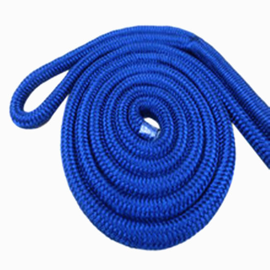 Double Braid Nylon Rope with Eyes Splice at Both Ends