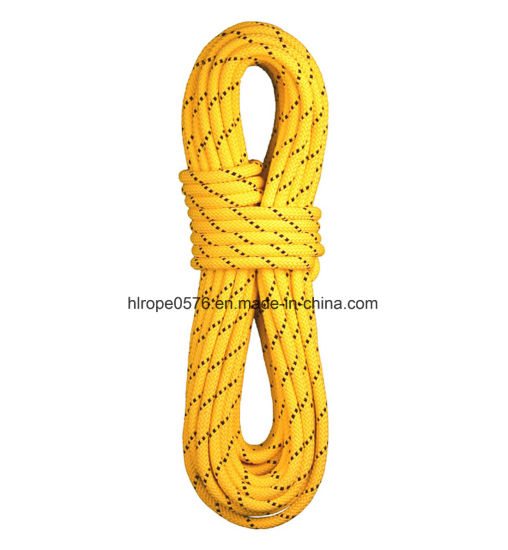 Yellow Polyester Nylon Shipping Twin Rope 200m Hardware Accessories