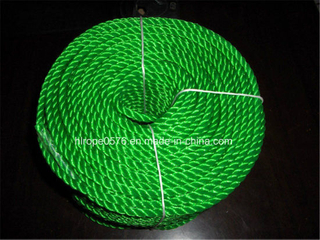 Green 3 Strand 16mm Nylon Braided Anchor Rope
