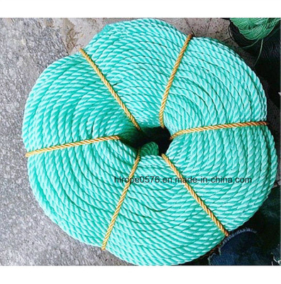 Polyethylene Rope - 3 Strands Plastic Rope