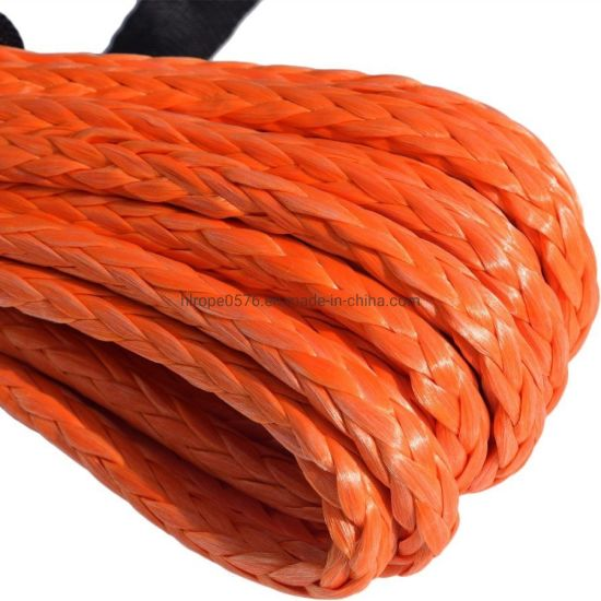 12 Strand Rope Hmwpe/Hmpe UHMWPE Rope Winch Rope