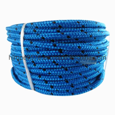 PP Multifilament Double Braided Marine Rope for Boating