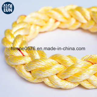 Polyester and Polypropylene Combination Rope for Fishing