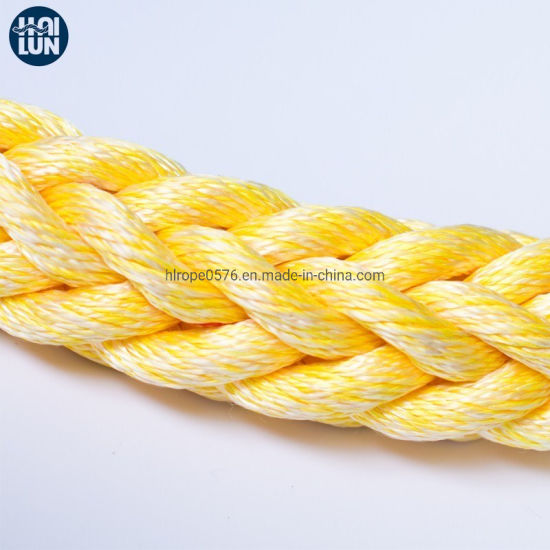 High Density Polypropylene and Polyester Mixed Rope Fishing Rope