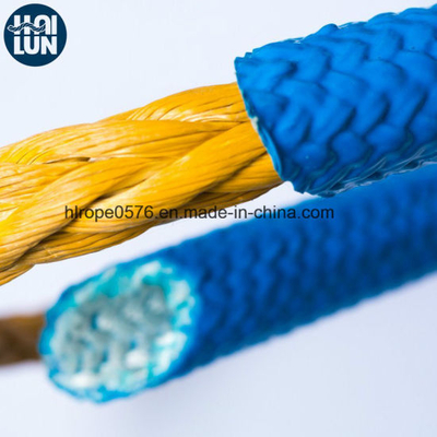 Super Quality UHMWPE/ Hmpe Rope for Mooring and Fishing