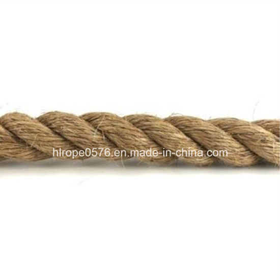 32mm Natural Manila Rope by The Metre Boad Rope