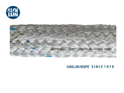 "12 Strand 10"" Polyester Mooring Rope Shipping Mooring Line"