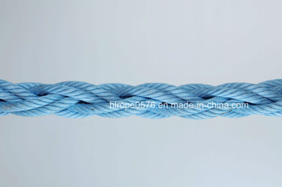 8 Strand 1750kn 120mm Polypropylene Rope Marine Anchor Rope