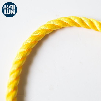 3 Strand Braided PP Danline Rope for Fishing and Mooring