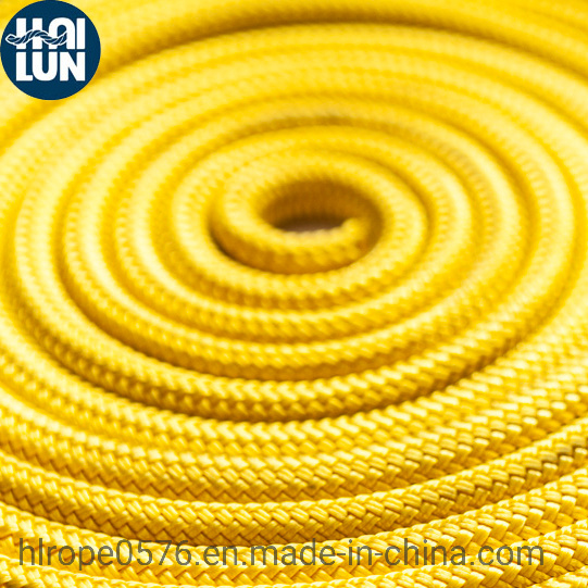 High Quality Double Braided PP Mulitifilament Mooring Rope