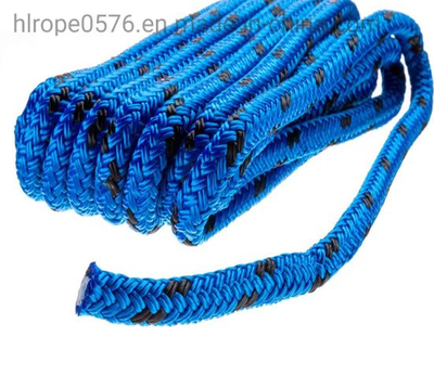 PP Multifilament Double Braided Rope for Mooring Winch