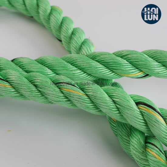 3 Strand Polypropylene Rope Fishing Rope Mooring Rope