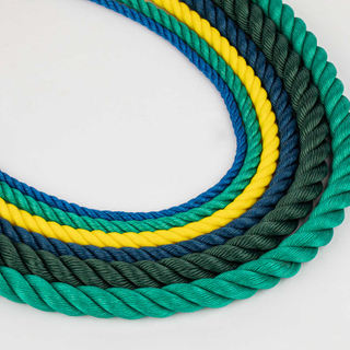 25mm 3 Strands Polypropylene Rope